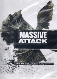 Cover Massive Attack - Live In Belgium 1998 [DVD]